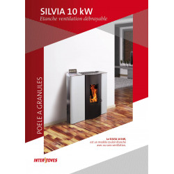 SILVIA 10 KW - Sealed with...