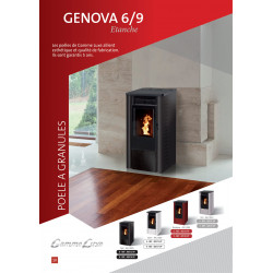 GENOVA 9KW - Sealed