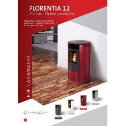 FLORENTIA 12KW - Sealed