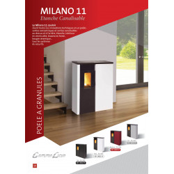 MILANO 11 KW - Sealed...
